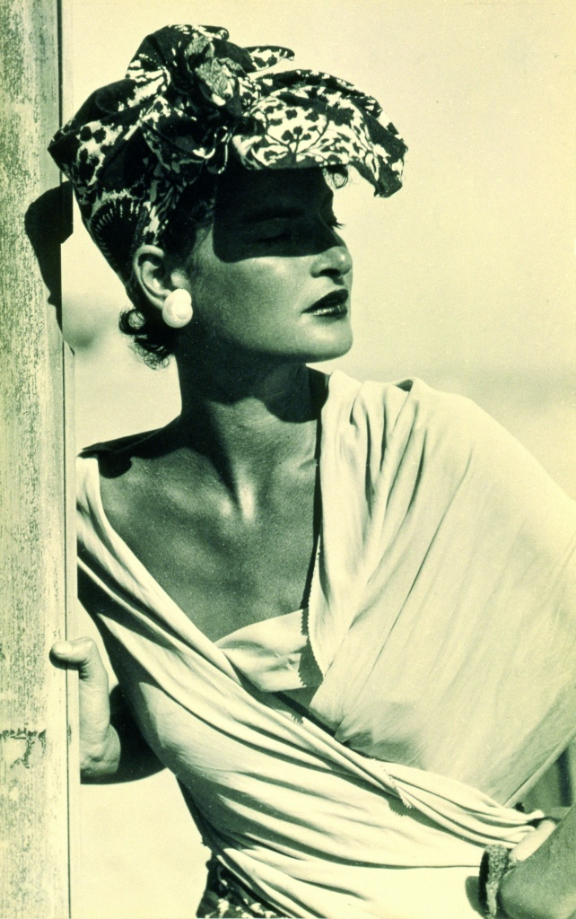 Juliet in California 1944.