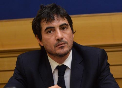 Nicola Fratoianni, deputato di Sel