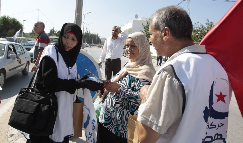 Sostenitori di Ennahda