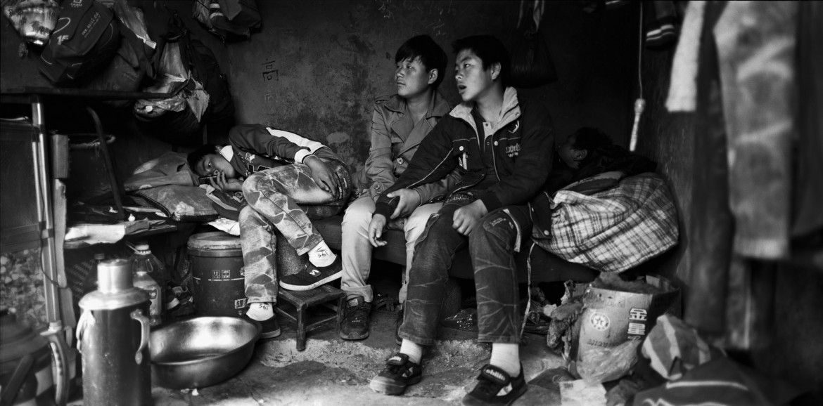 il film di Wang Bing Fathers and sons