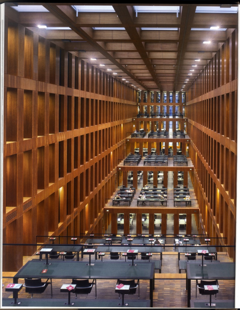 Il Centro Grimm a Berlino
