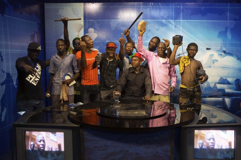 Burkina Faso, assalto alla tv di stato