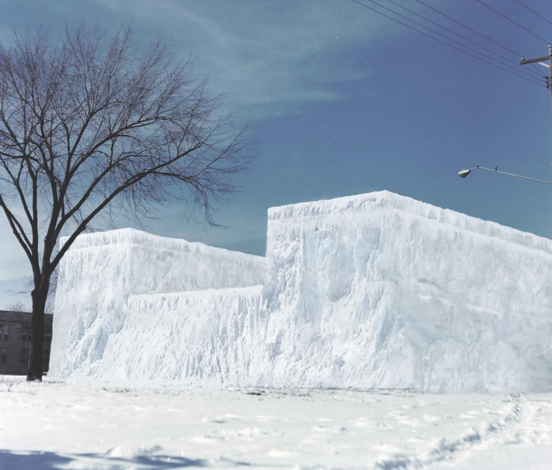 Ice House di Gianni Pettena