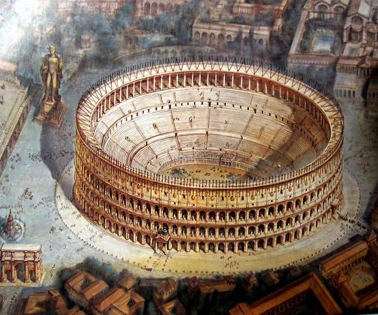 Caso Colosseo Arena