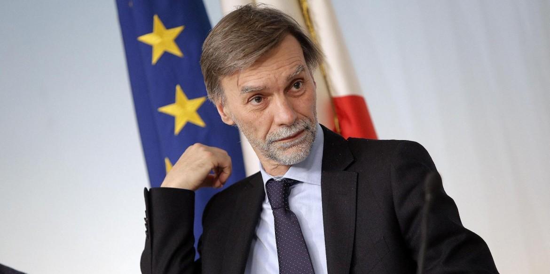 Il sottosegretario Graziano Delrio