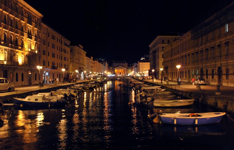 Canali di Trieste