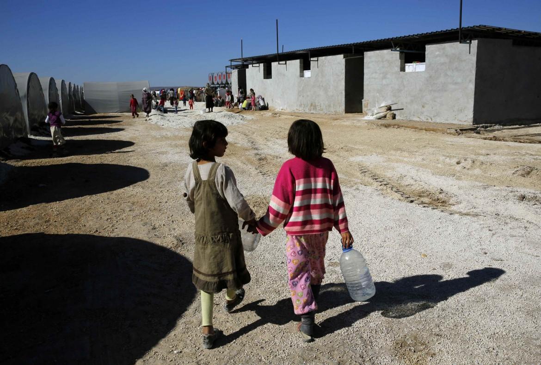 Campo profughi di Suruc