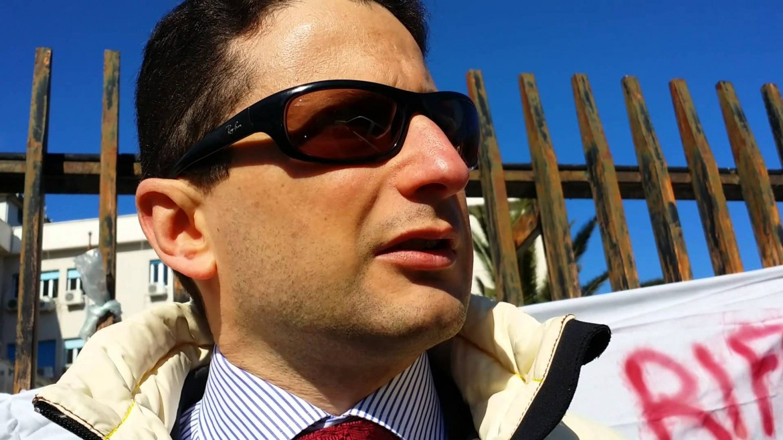 Cono Cantelmi, candidato dell'M5S alle regionali calabresi