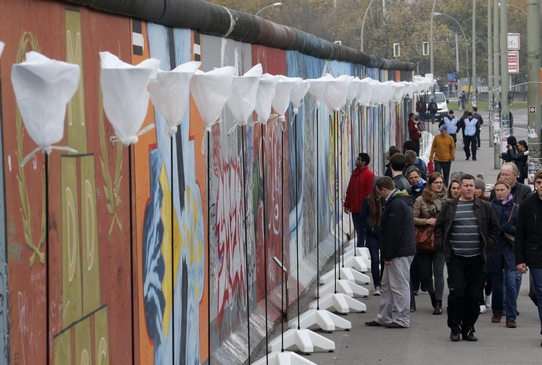 Il muro di Berlino oggi
