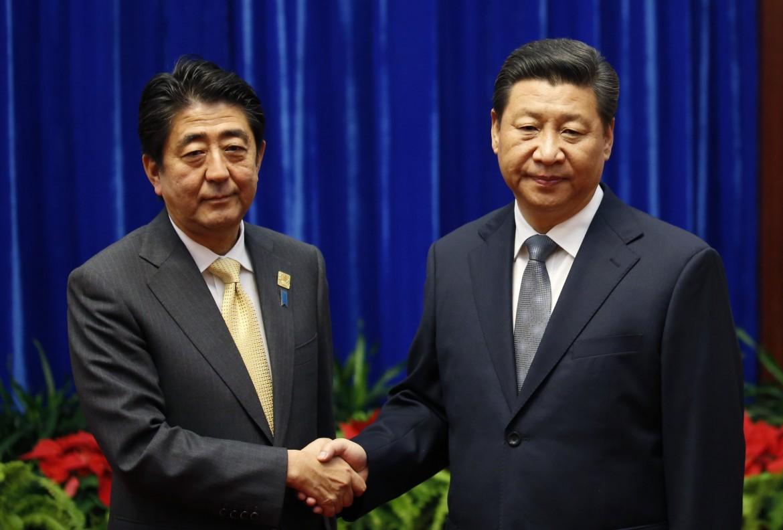 Xi e Abe
