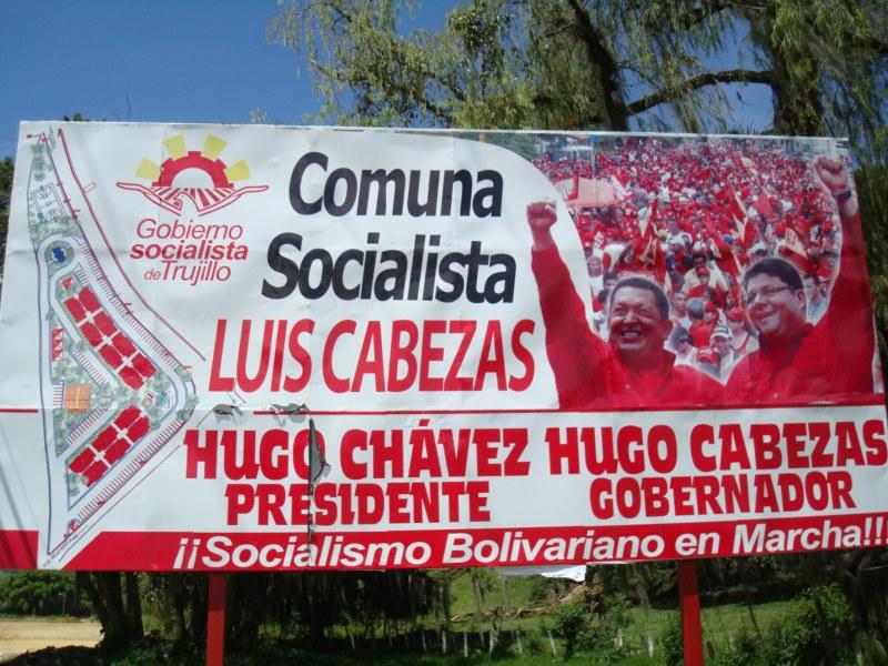 Venezuela, una comuna socialista