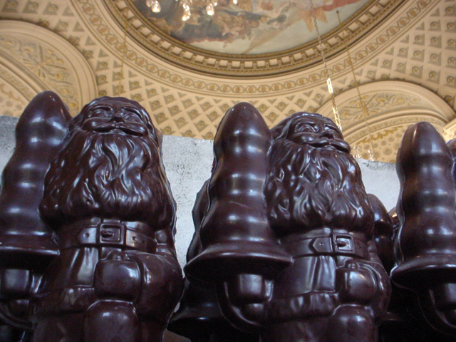 Chocolate Factory di Paul McCArthy