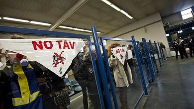 Torino, il carcere delle Valette dove si tiene il processo