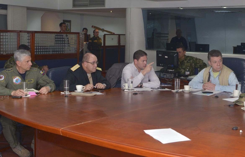 Colombia, riunione d'emergenza dopo la cattura del generale