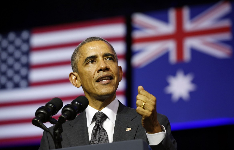 Il presidente statunitense Obama