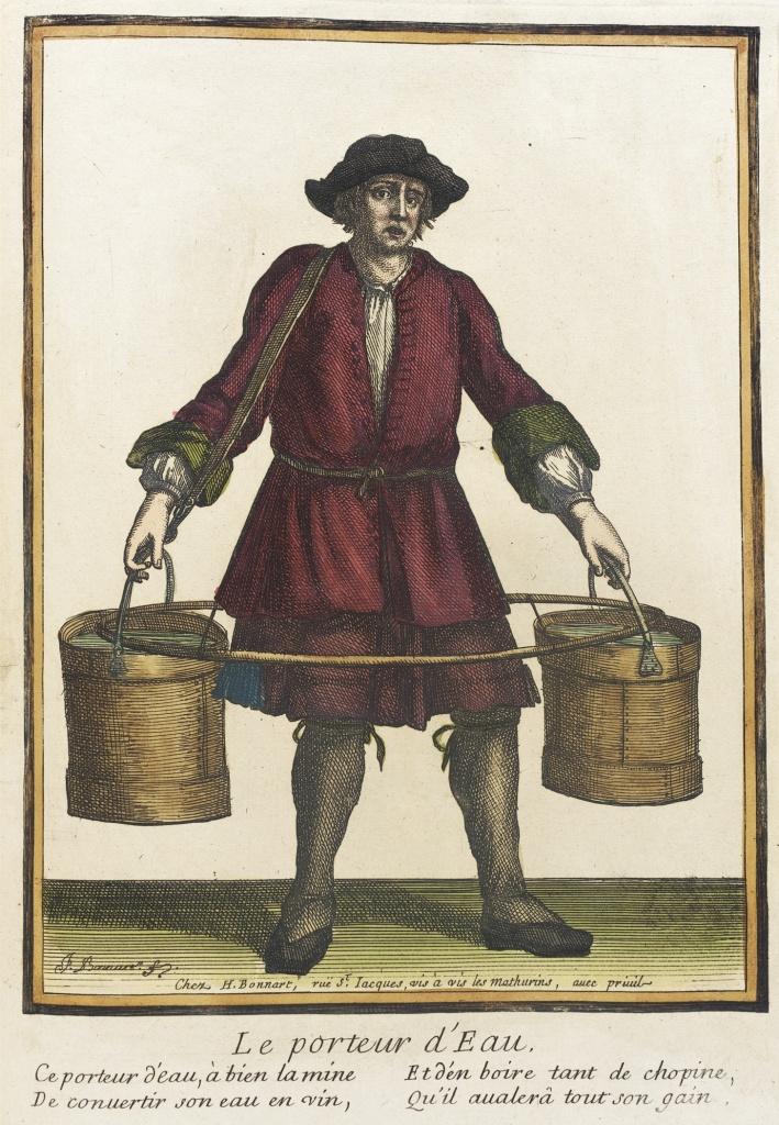Il portatore d'acqua