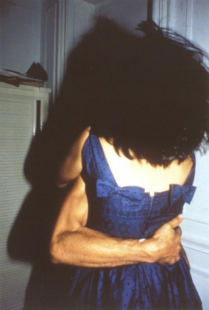 Nan Goldin, «The Hug», 1980