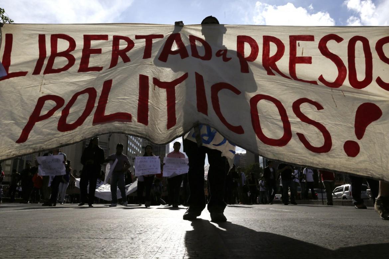 Messico, manifestazione contro il governo