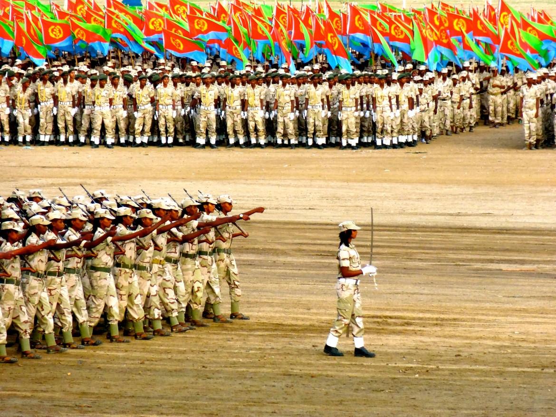 Parata militare a Sawa