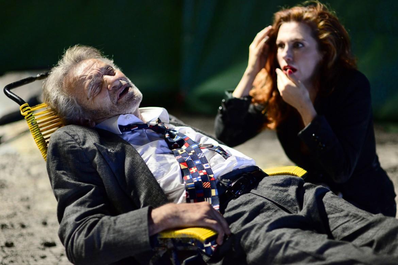 Paolo Graziosi e Valentina Banci
