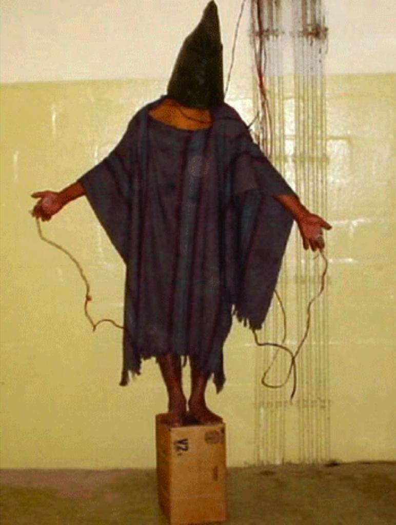 Nella prigione irachena di Abu Ghraib