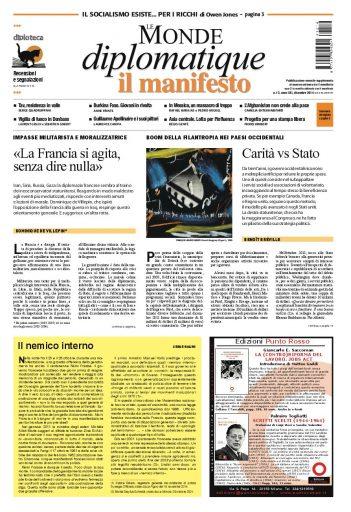 Le Monde Diplomatique di dicembre 2014