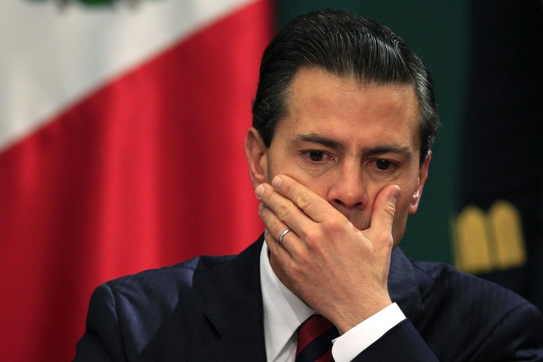 Il presidente Henrique Peña Nieto