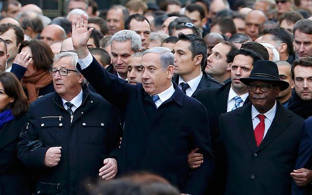 Je suis Charlie Netanyahu