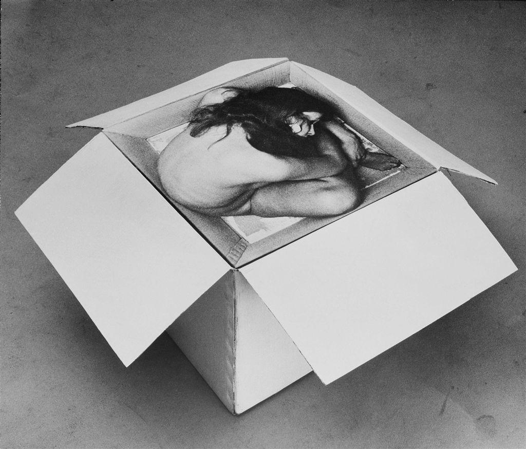 Kisten Justesen, «Sculpture #2», 1968