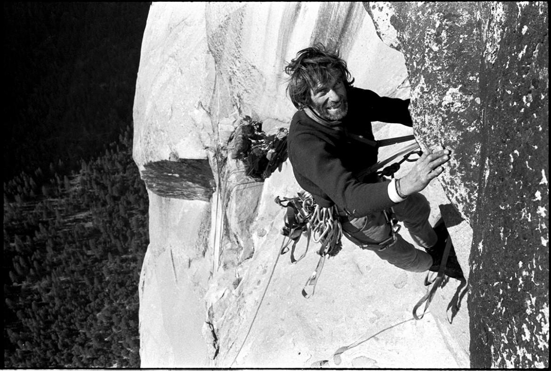 Warren Harding a Yosemite