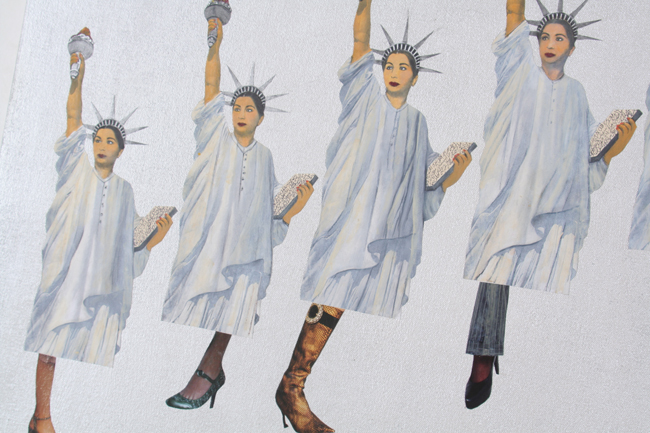 Huda Lufti, dalla serie «Suma Mother of Liberty», 2008