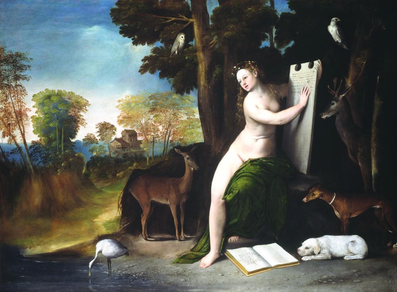 Dosso Dossi, «Circe e i suoi amanti in un paesaggio», Washington, National Gallery of Art