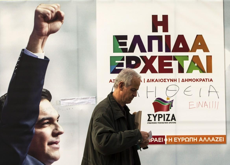 Elezioni 2015 in Grecia