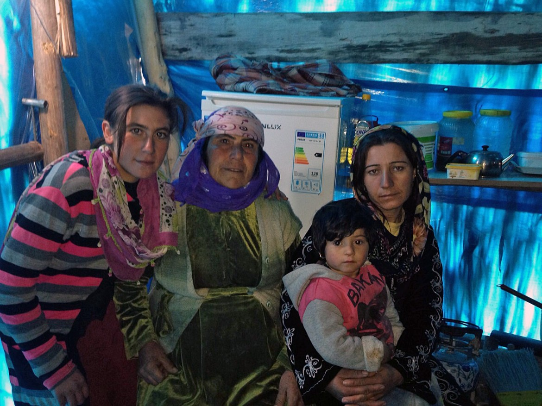 Rifugiati siriani a Mersin