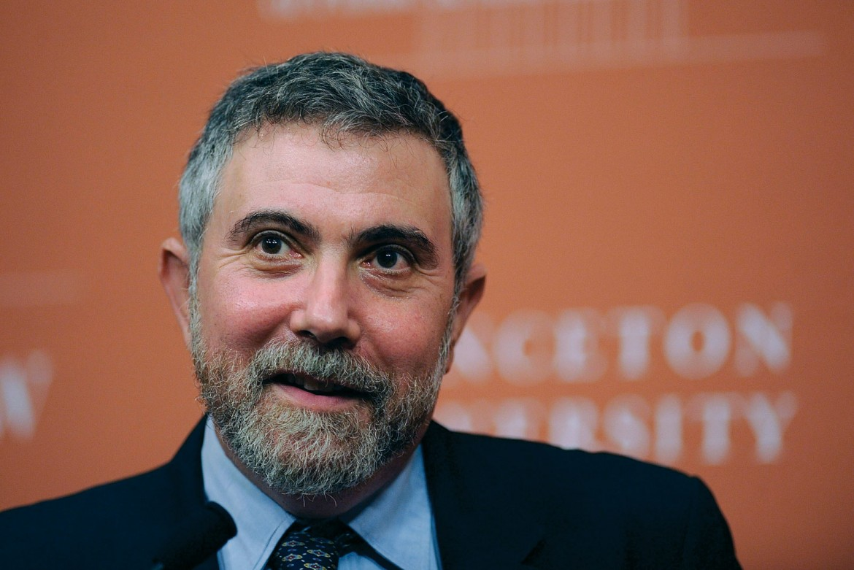 Il premio Nobel Paul Krugman