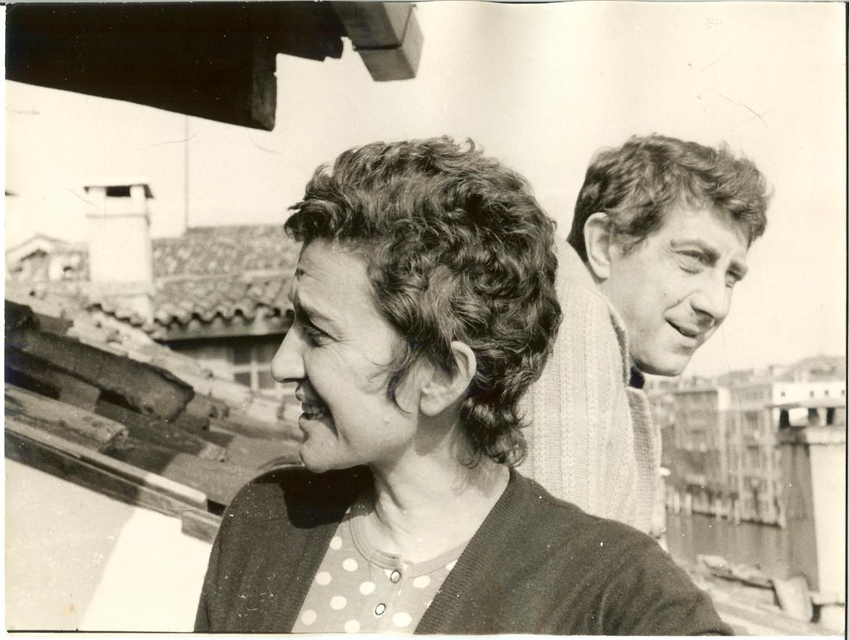 Foto dell'Archivio della Fondazione Franca e Franco Basaglia