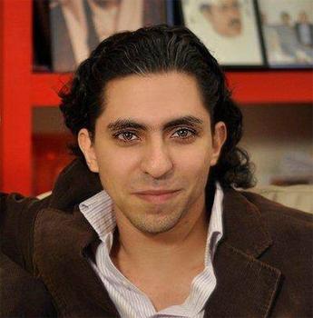 Il blogger Raif Badawi