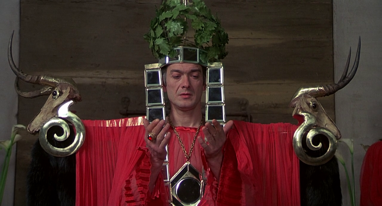Una scena da Salò o le 120 giornate di Sodoma (1975)