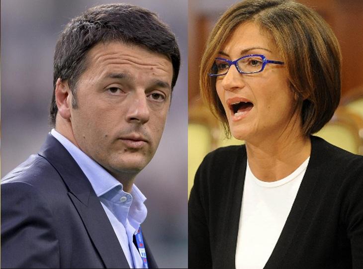 Matteo Renzi e Maria Stella Gelmini, Iv ha votato a favore della proposta della ministra di Forza Italia di una commissione d'inchiesta sulla magistratura