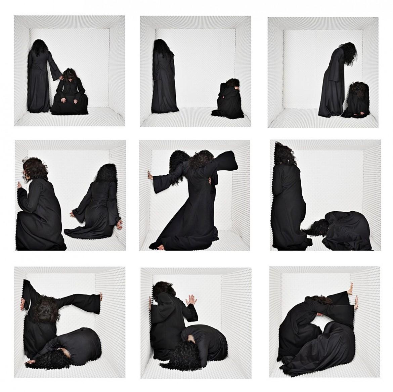 Sama Alshaibi and Dena Al-Adeeb, «still/chaos», 2010