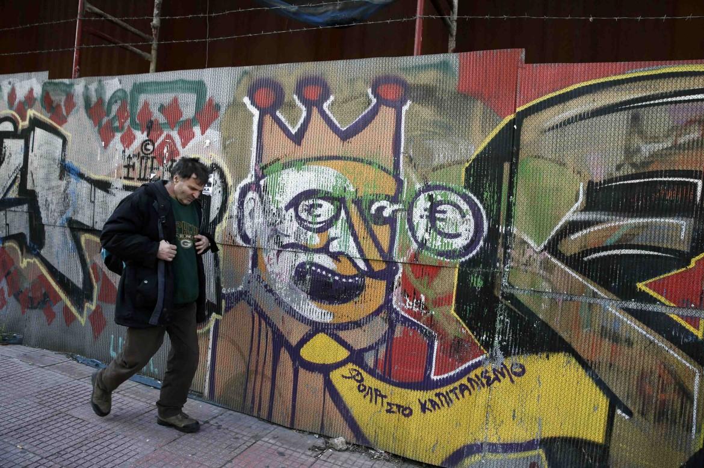 Murales di Atene