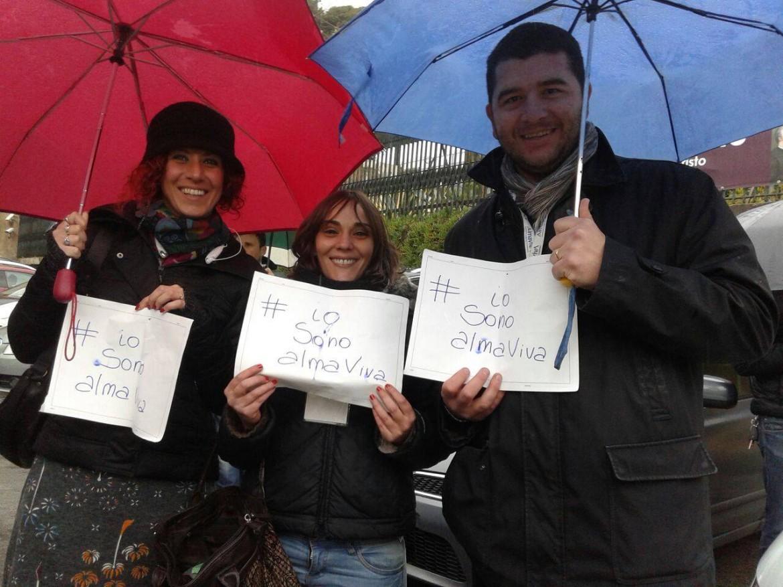 #iosonoalmaviva, la campagna sui social dei dipendenti del maggiore gruppo italiano dei call center