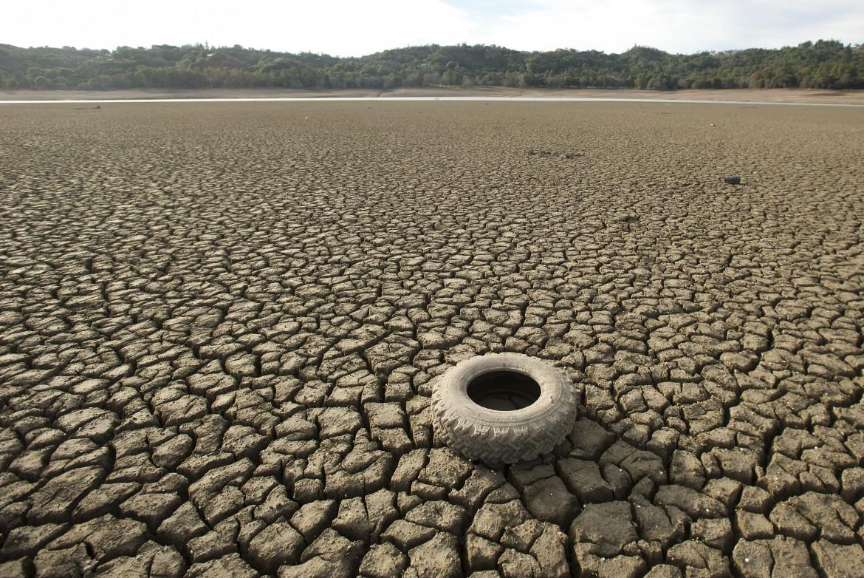 california, gli effetti della siccità nella Central Valley