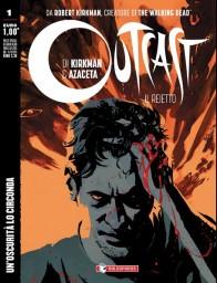 """Outcast"" #1 - la copertina © Saldapress 2015"