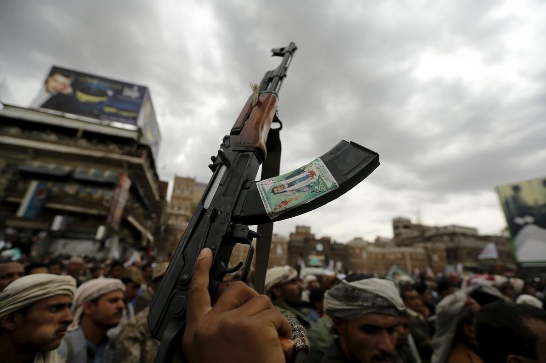 La guerra yemenita