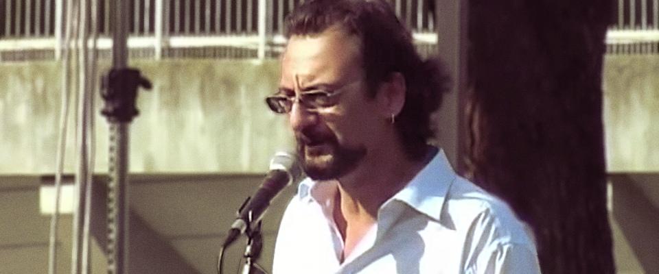 Franco Coppoli, docente di lettere a Terni
