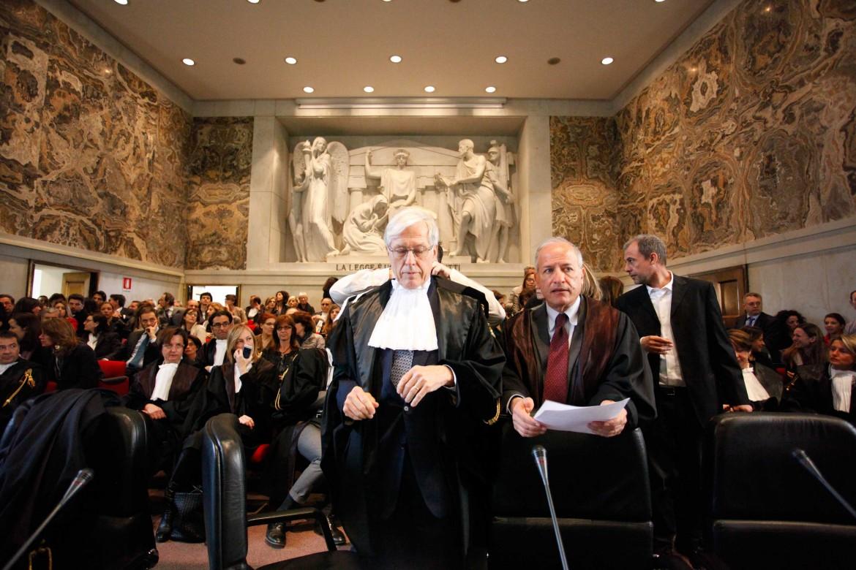 Assemblea magistrati-avvocati al Tribunale di Milano