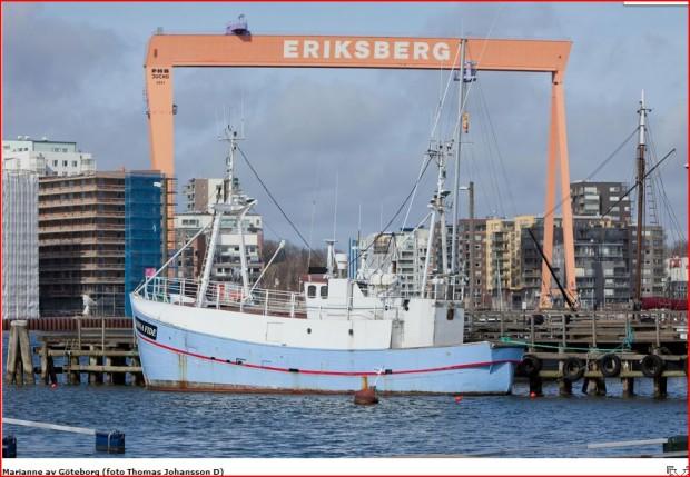 La Marianne av Goteborg