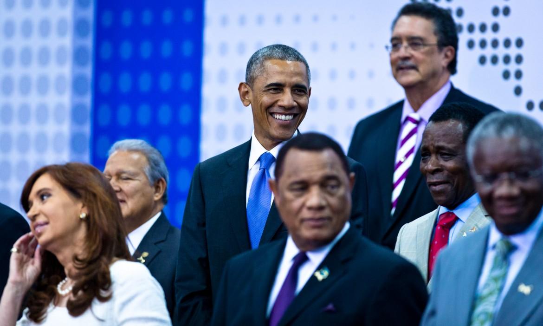Barack Obama al vertice di Panama