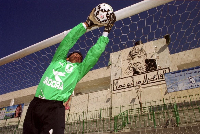 Calcio in Palestina